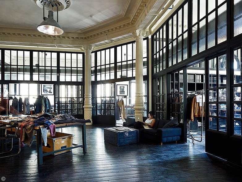 cc365c7f60a5 Nudie Jeans kontorslokaler i Göteborg nominerade till Guldstolen ...